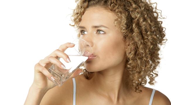 Обильное питье при гипергемоглобинемии
