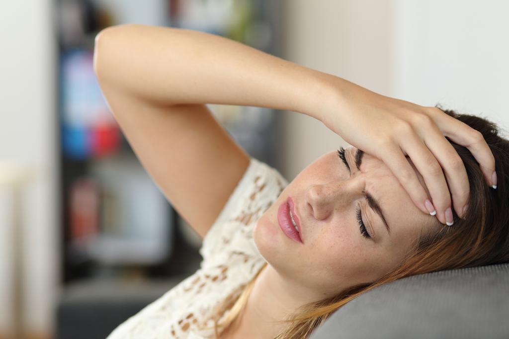 Утомляемость при высоком гемоглобине