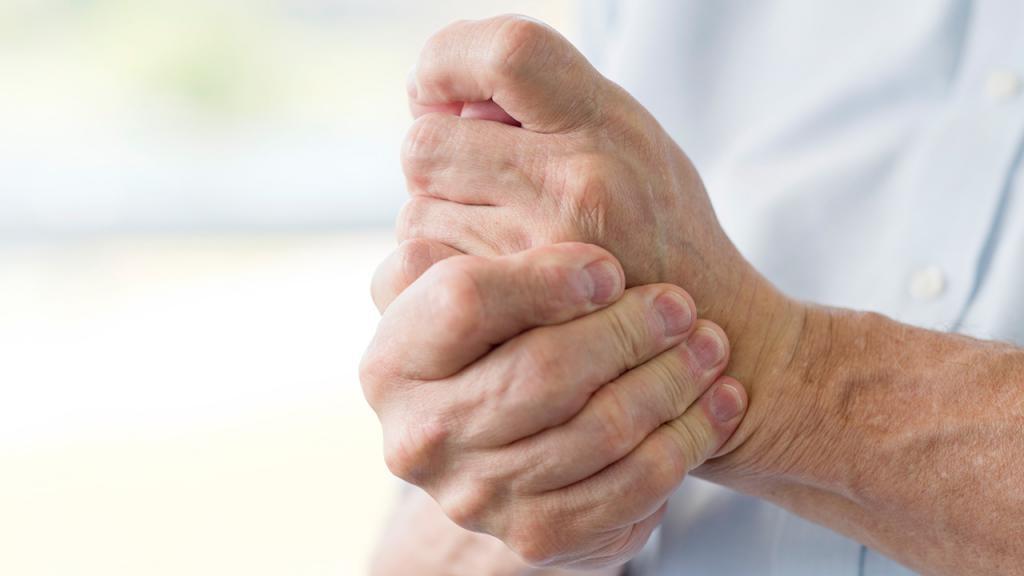 Боли в кисти руки