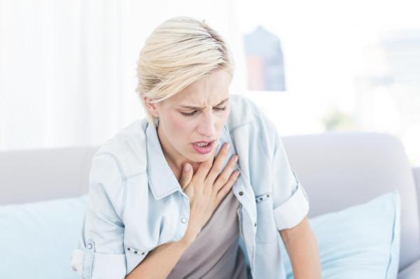Бронхоспазм при астме