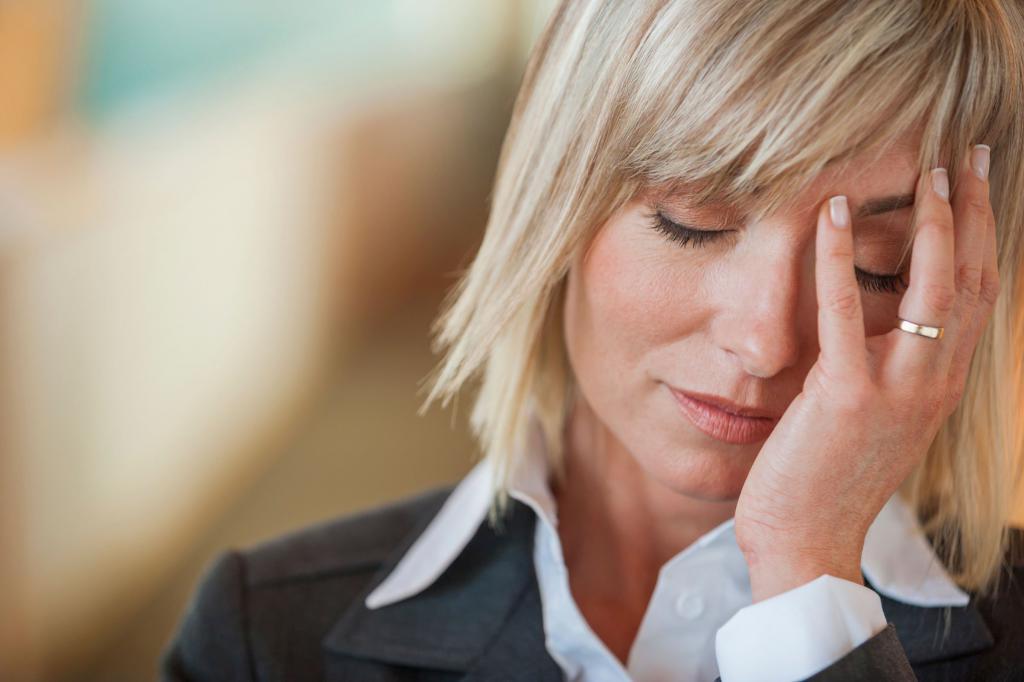 Слабость - начальный признак лейкоза