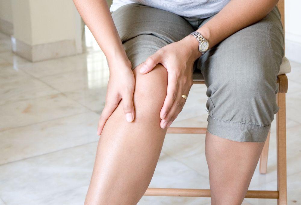Боли в суставах - признак эритроцитоза