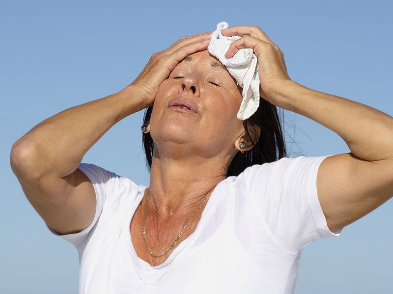Холодный компресс при солнечном ударе