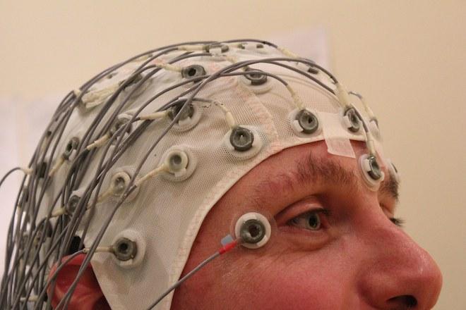 Снятие электроэнцефалограммы
