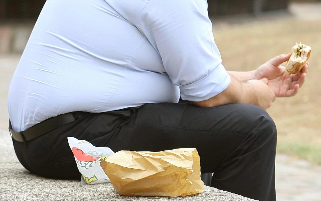 боли в копчике при ожирении