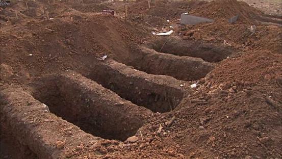 видеть во сне раскопанные могилы