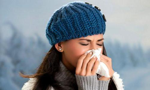 чем лечить начинающуюся простуду