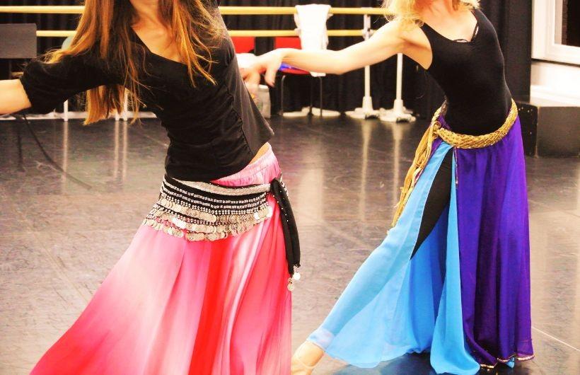 танцы живота польза для