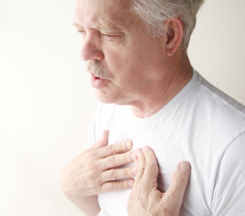 Увеличенные лимфоузлы в легких