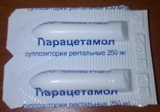 можно ли детям парацетамол в таблетках