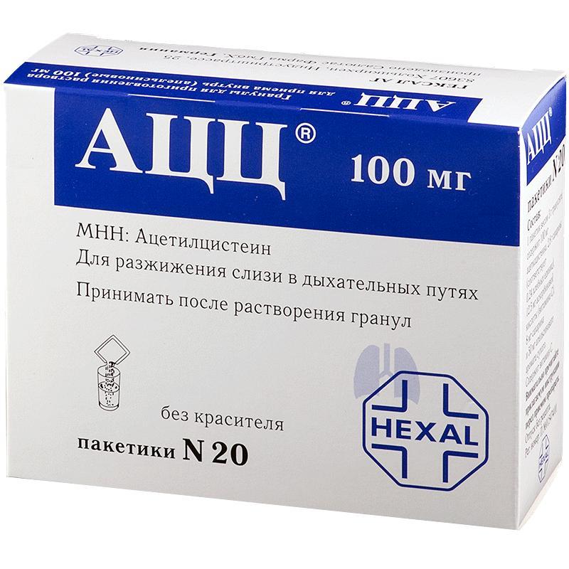 лекарства для разжижения мокроты у взрослых