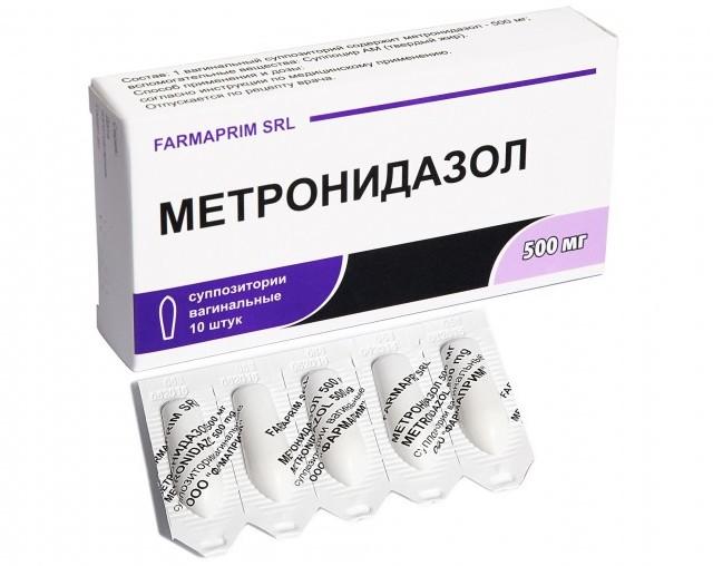 какие антибиотики пить при воспалении яичников