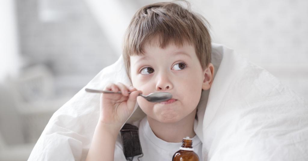 сироп от кашля для детей 3 лет
