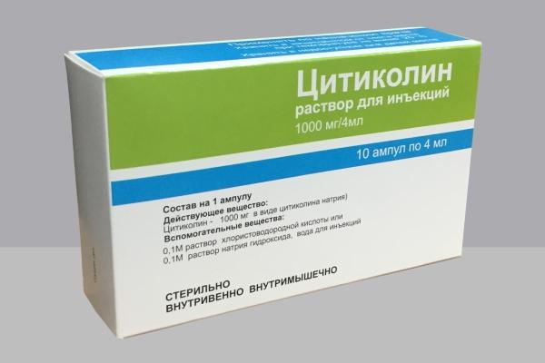 цитиколин отзывы о препарате