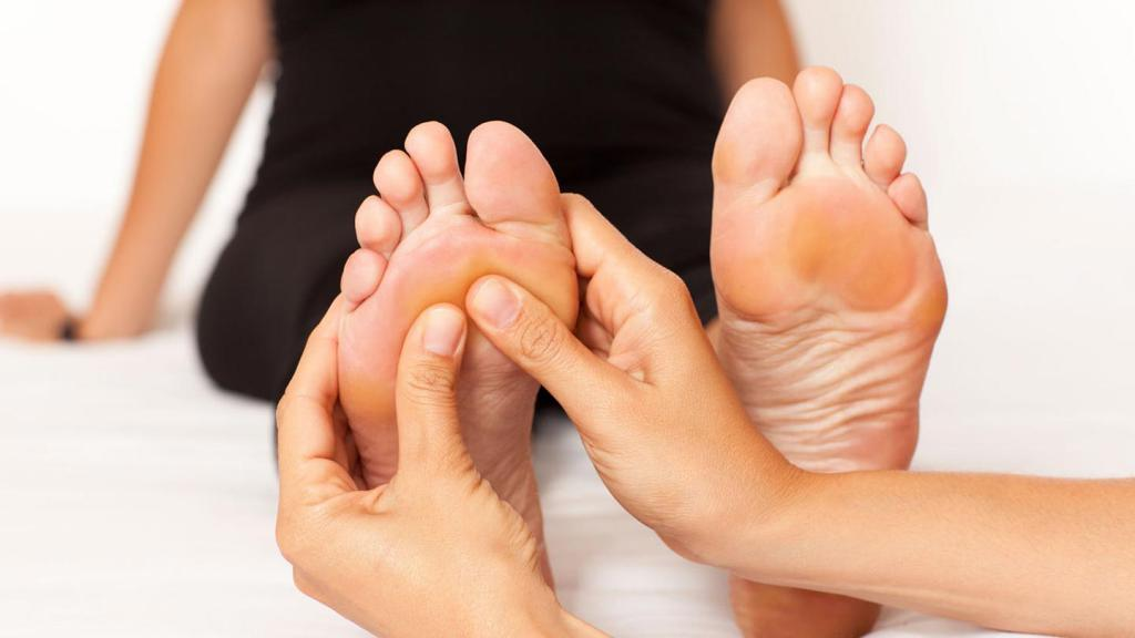 лечение шпоры на ступне