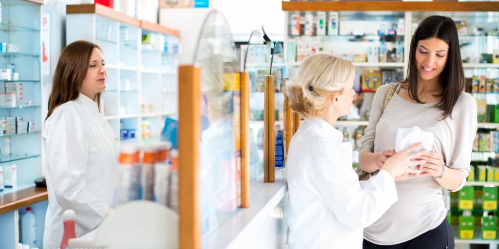 разрешенные лекарства при беременности 1 триместр