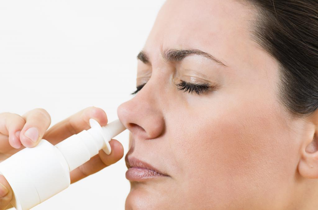 Применение капель при хроническом синусите