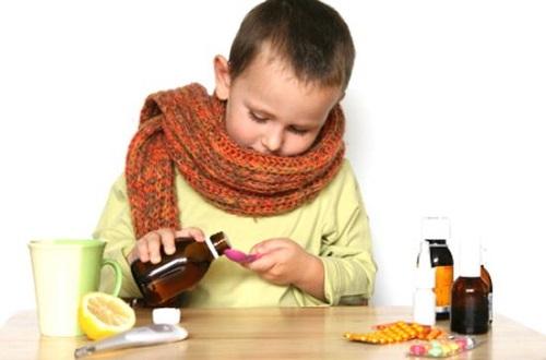 сироп для детей