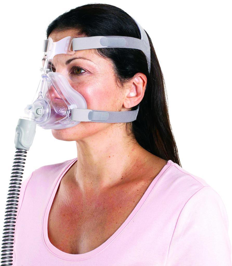 покраснение вокруг носа маска сипап