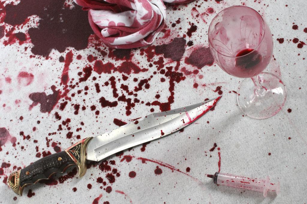 Кровь в мире снов
