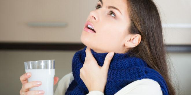 полоскать горло содой при тонзиллите