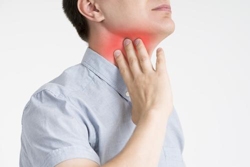 как полоскать горло хлоргексидином при тонзиллите