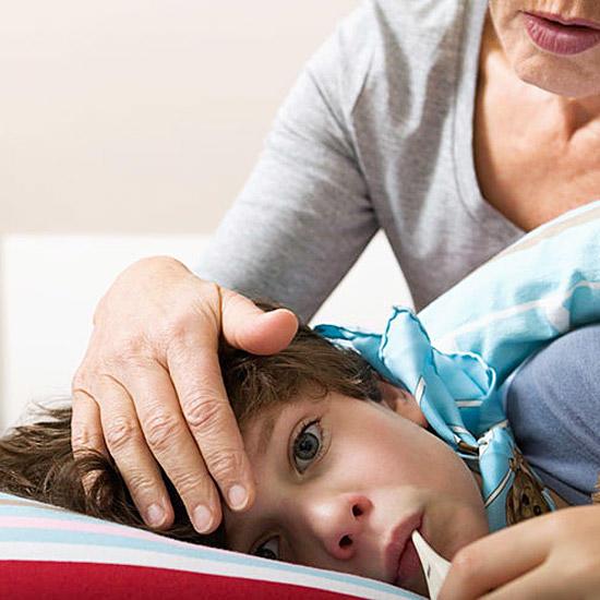 комаровский температура у ребенка