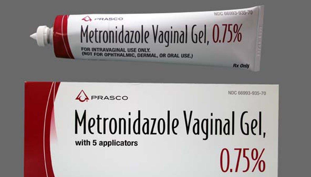Метронидазол вагинальный гель