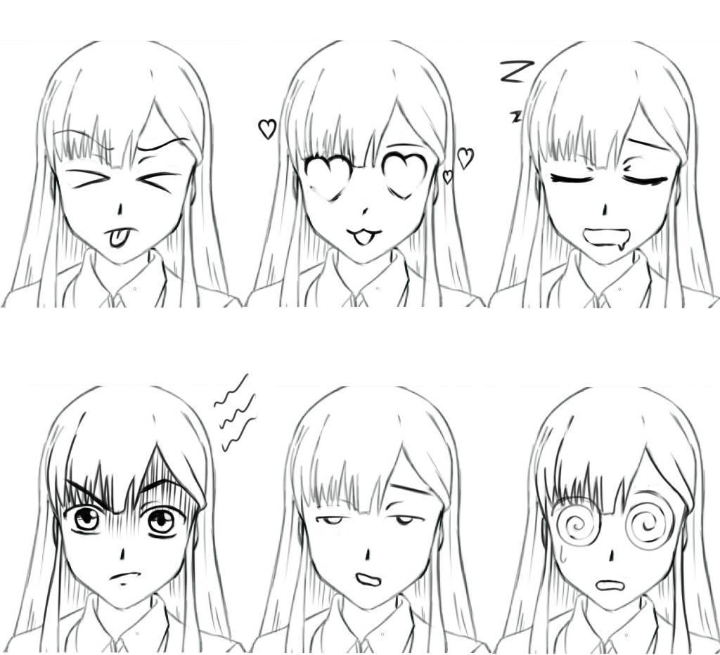 Рисование эмоций