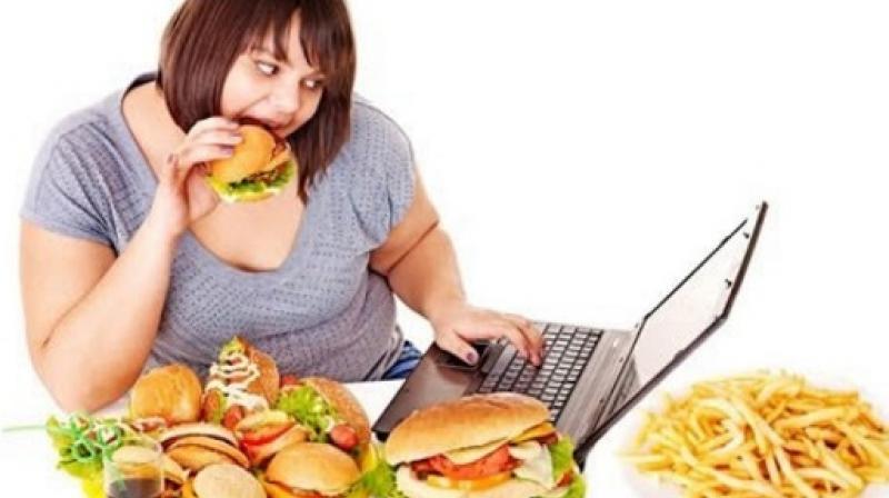 Переедание ведет к диабету