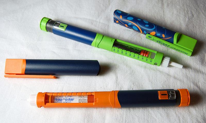 Инсулиновые ручки-шприцы