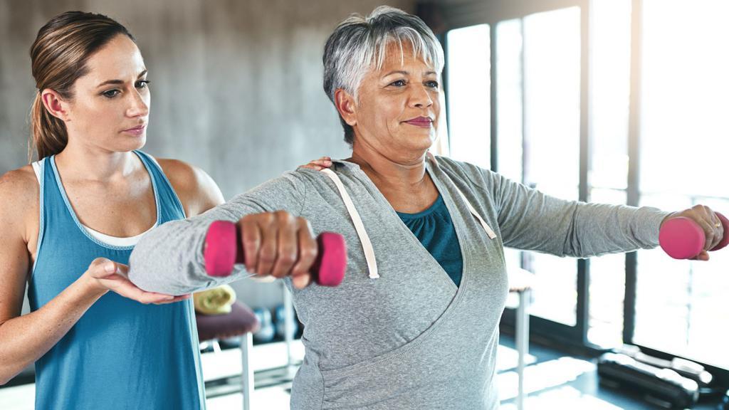 Выполняем физические упражнения
