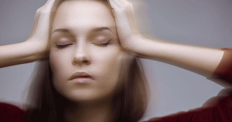 Сбой сигналов головного мозга
