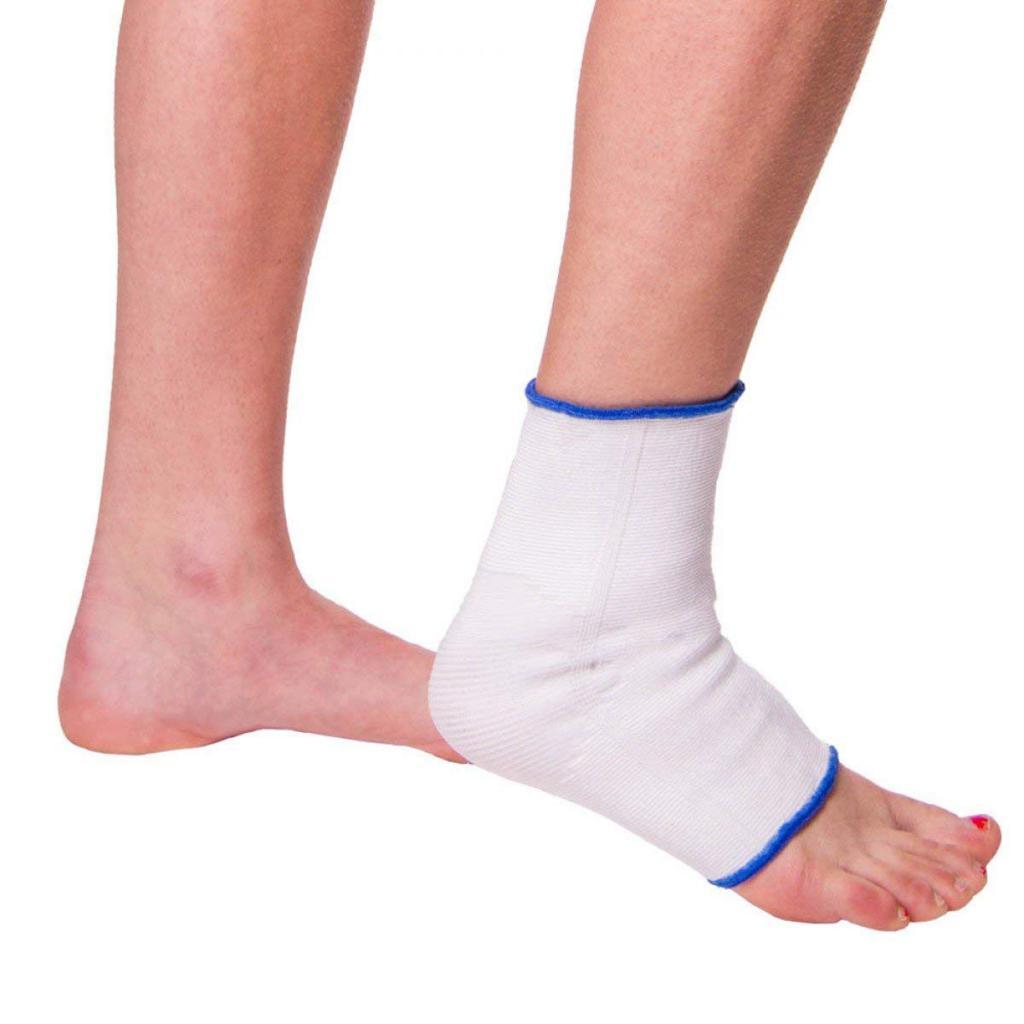 повязка на ноге