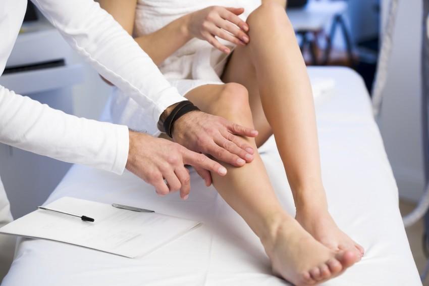 где лечат трофические язвы на ногах