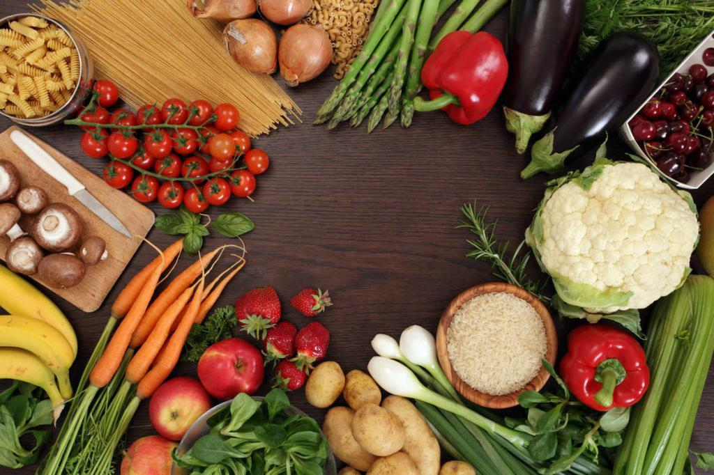 низкокалорийные продукты питания