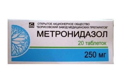 антибиотики для желудка и кишечника