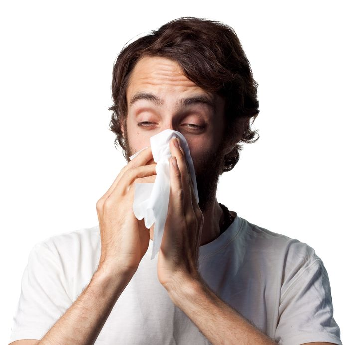 сухой аллергический у взрослого чем лечить