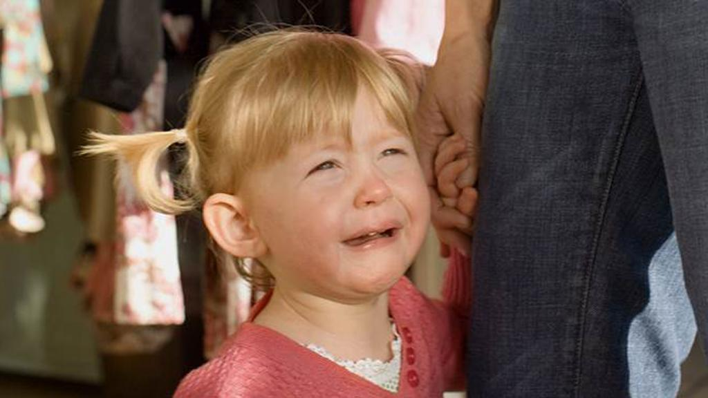 ребенок 4 года закатывает истерики
