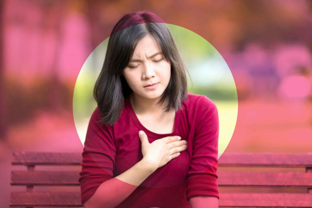 Периодические боли в сердце