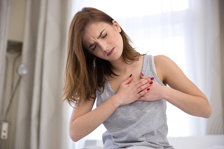 Сердечные боли у подростков