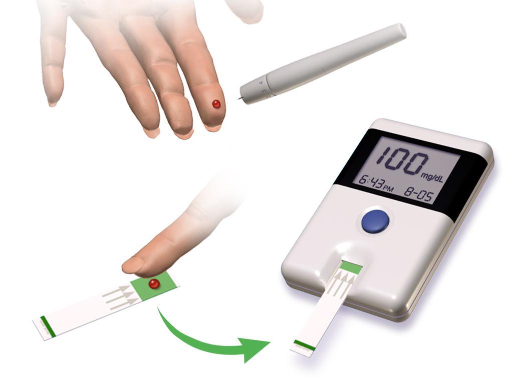 Как пользоваться глюкометром?