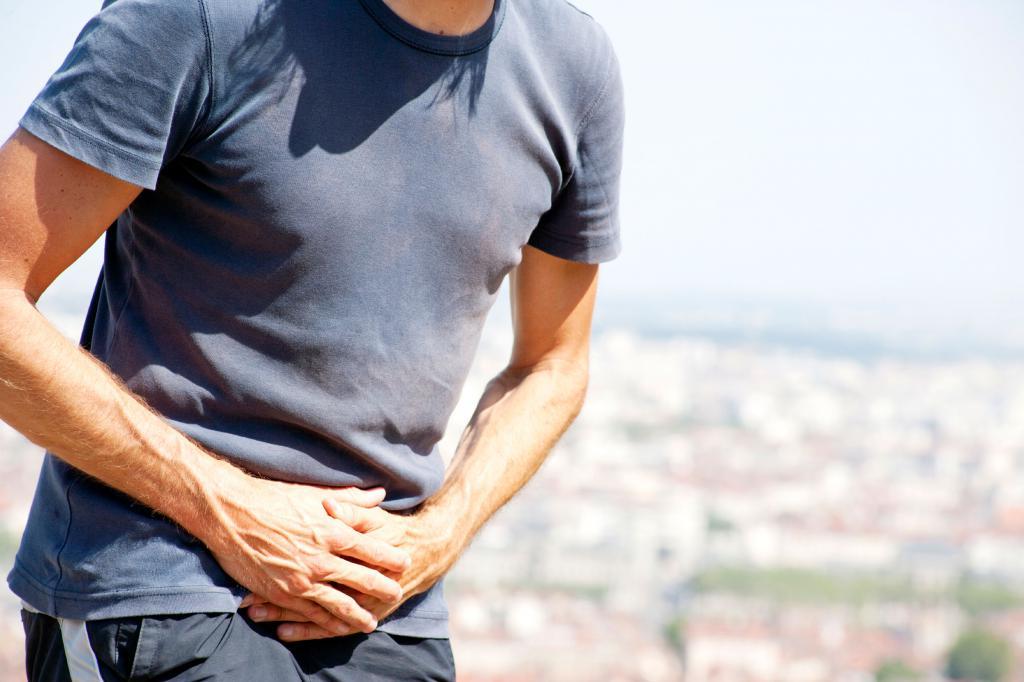 Симптомы заболеваний предстательной железы