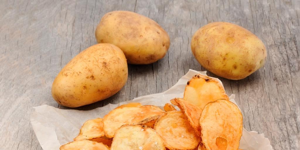как приготовить сушеный картофель