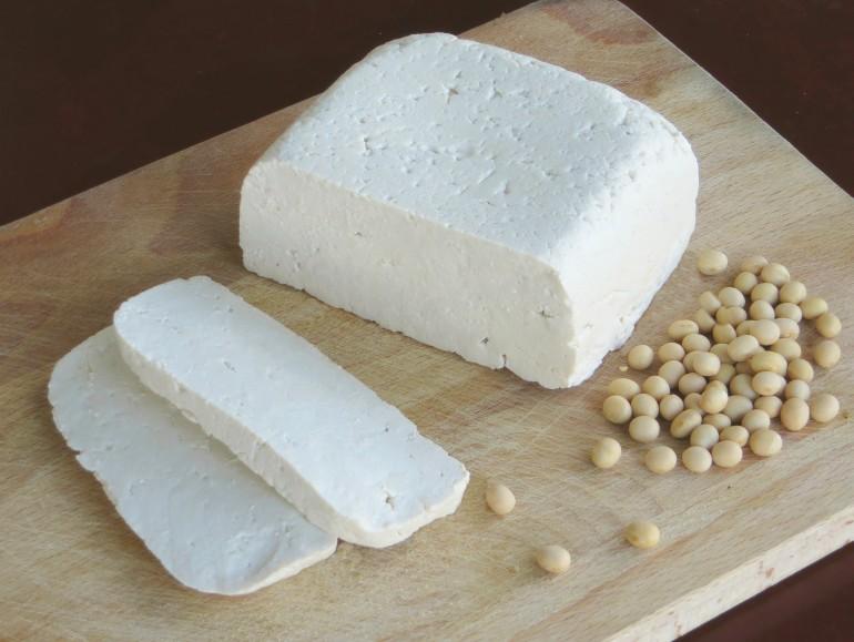 Соевый сыр
