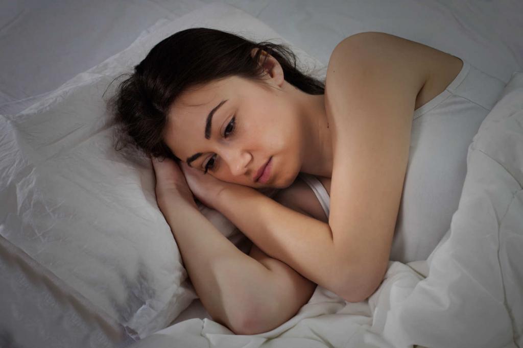 "Особенности приема ""Глицина"" перед сном"