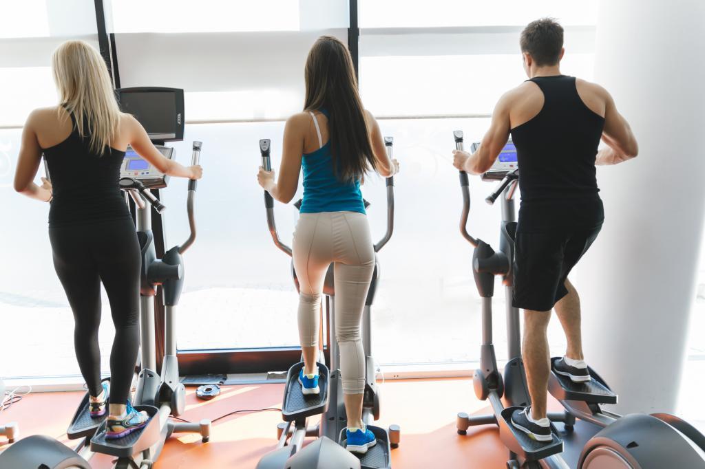 Какие мышцы прокачивает эллиптический тренажер