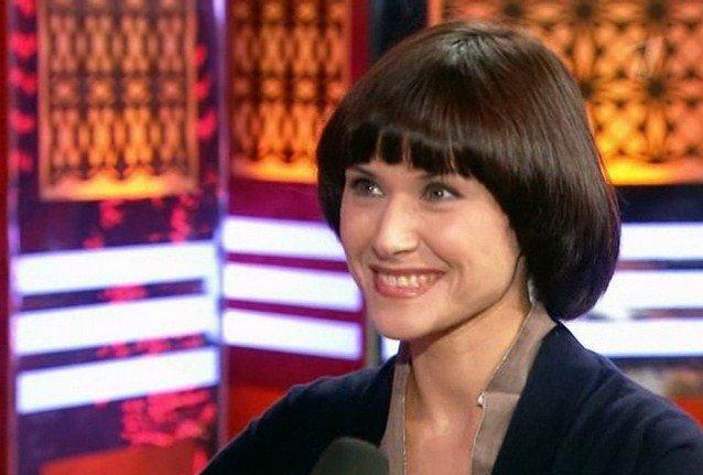 Лилия дает интервью