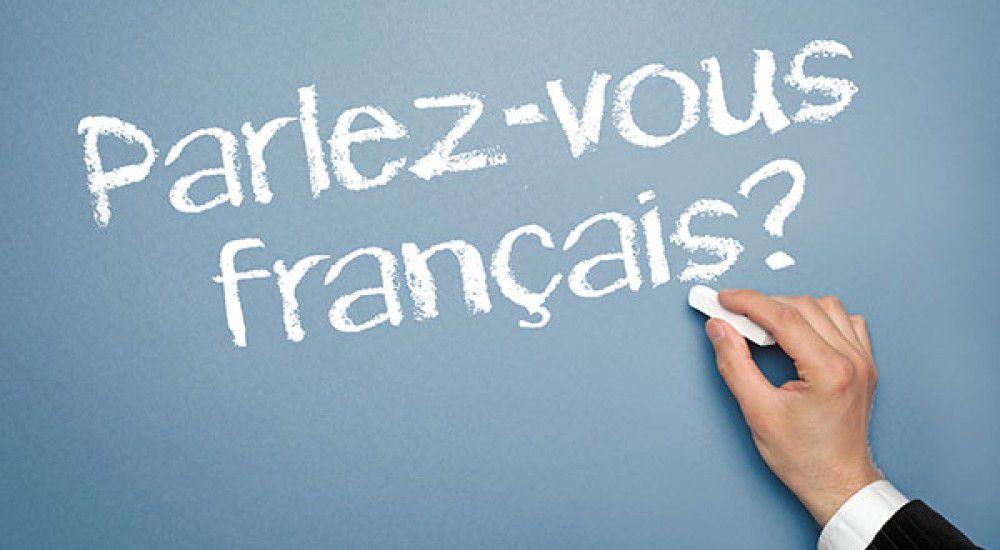 вы говорите по французски