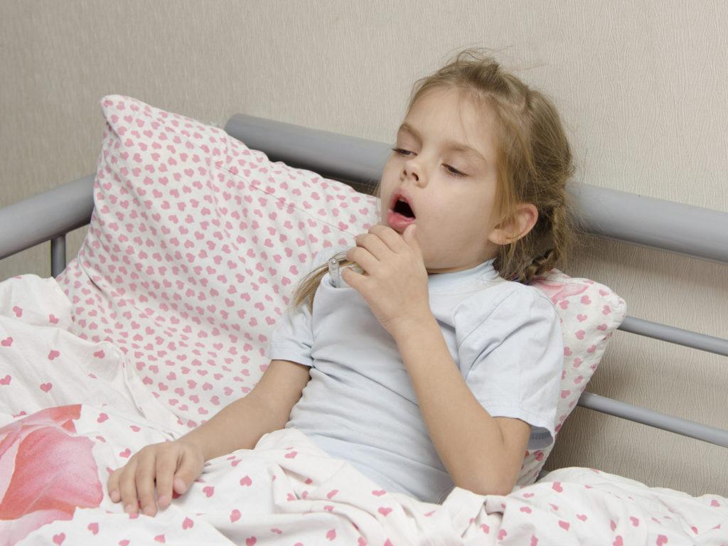 Трахеит у детей: использование горчичников в педиатрии